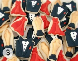 Awards Night Cookies