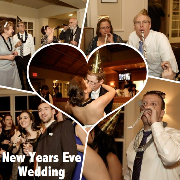 New Years Eve Weddin