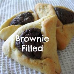 Brownie Filled
