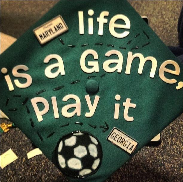 Decorating your Graduation Cap Party (6/6)