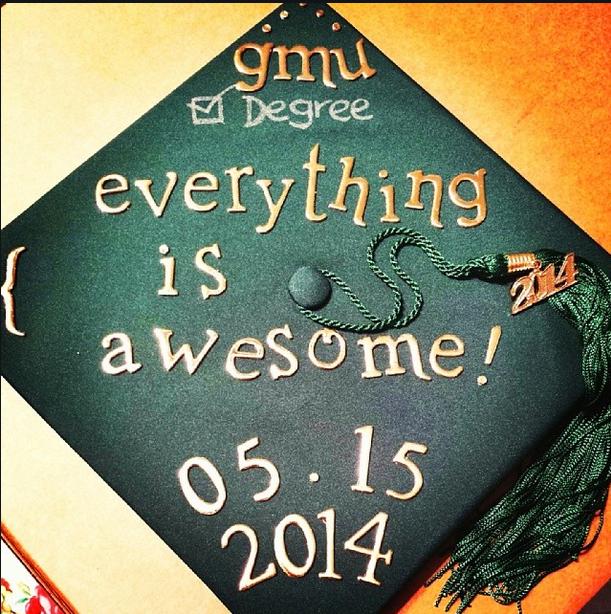 Decorating your Graduation Cap Party (2/6)