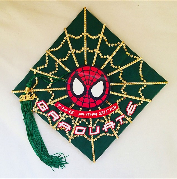 Decorating Your Graduation Cap Party Easy Event Ideas