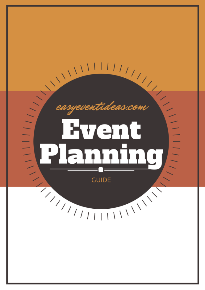 Free Event Planning Guide - Easy Event Ideas