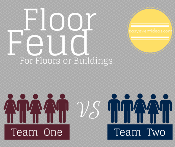 Easy Family Feud for Floor or Friends