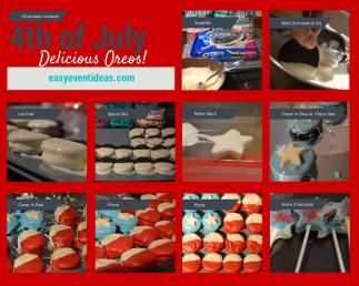How to Make Chocolate Covered Oreo Cookies