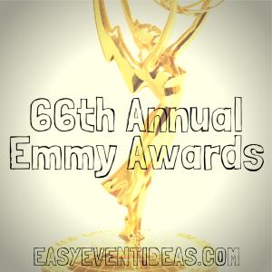 Emmy Award Ballot