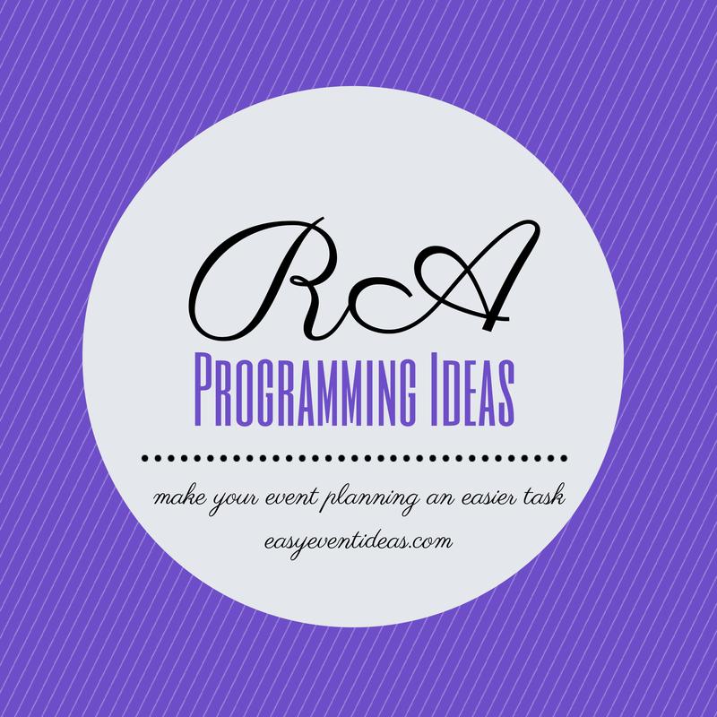 RA Programming Ideas (1/6)