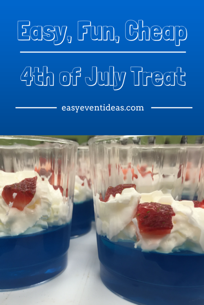 4th of July Treat