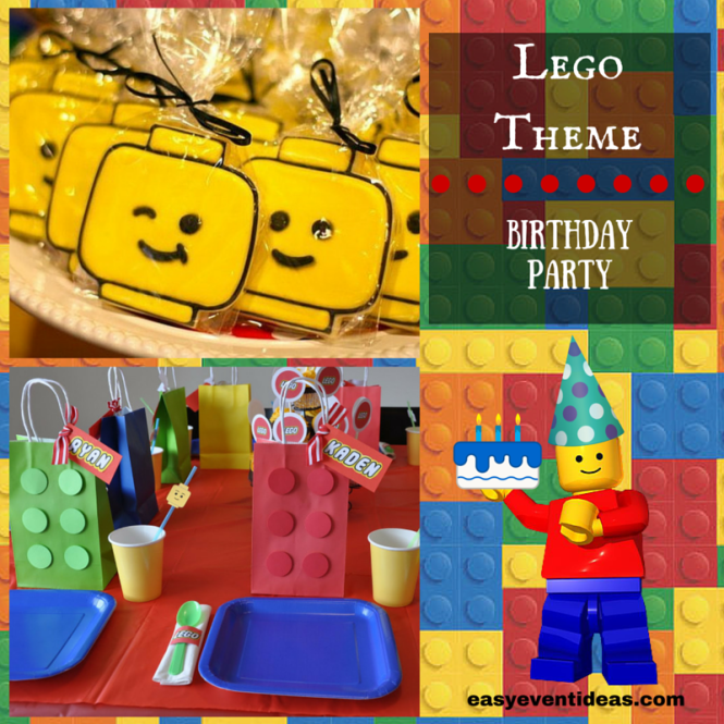 Lego Theme Birthday