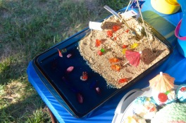 Beach Dessert